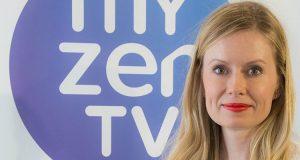 Nela Pavlouskova, Managing Director of MyZen TV