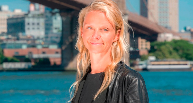 Sally Habbershaw, EVP Americas